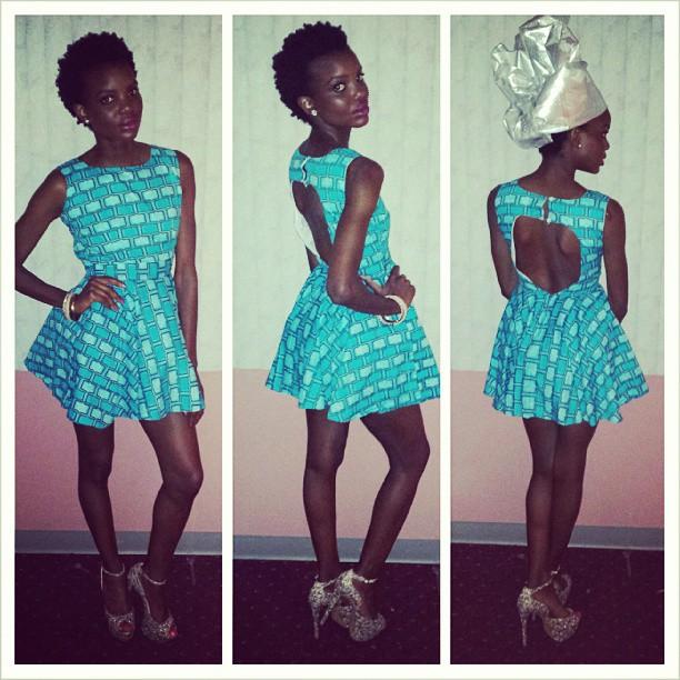 geli forlefac dress