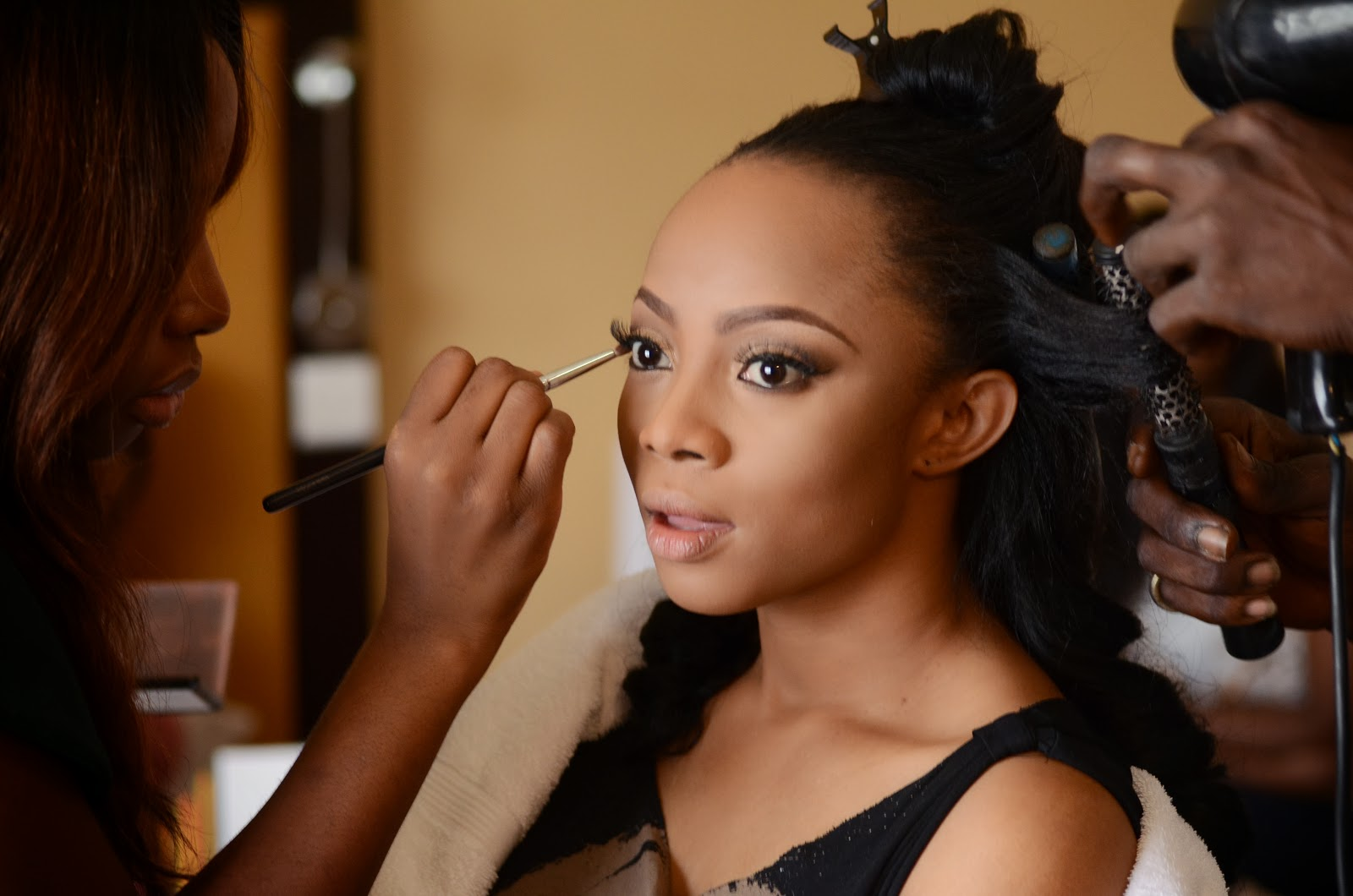 toke makinwa wedding 2014